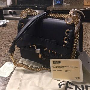 NWT Fendi Kan I Handbag